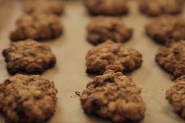 печенье от Джулс и Бадди Оливера