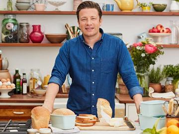 Джейми отвечает на вопросы, касающиеся рецепта хлеба