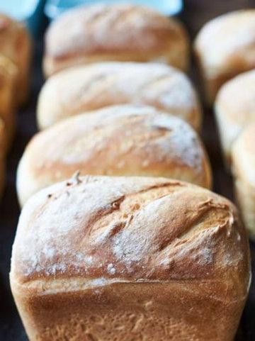 Легкий домашний хлеб