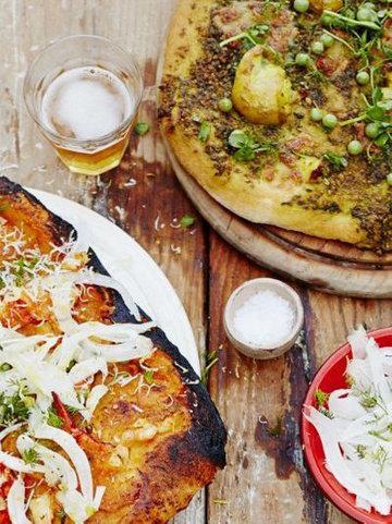 2. Песто Дженовезе Пицца