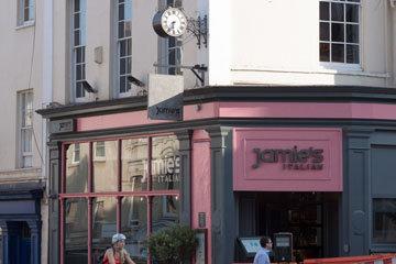 Ресторан Джейми