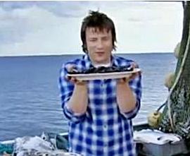 Джейми Оливер. как вкусно приготовить мидии