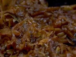 Лук для супа готов, можно варить луковый суп