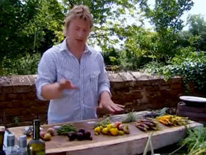 Джейми рассказывает, какие приправы подойдут к каким овощам