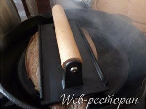 Как пожарить скумбрию без масла