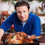 один из самых любимых поваров Британии Джейми Оливер