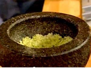 Розмариновая соль для чипсов