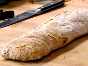 Хлеб для тосканского салата