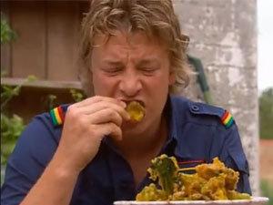 Джейми пробует капусту