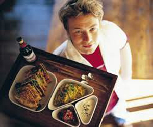 Что готовит Джейми