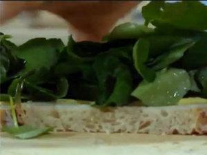 Как приготовить сэндвичи с грибами