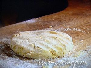 Как правильно вымешивать песочное тесто