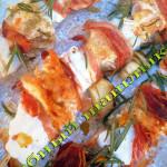 Как приготовить шашлык из рыбы - ответ Джейми