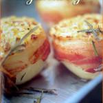 Запеченные овощи в духовке. Вкусный лук