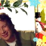 Новогодний стол 2014! Видео рецепты - Джейми Оливер готовит к праздникам!