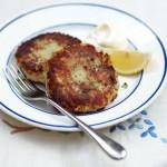 Рыбные котлеты с лососем и картофелем от Джейми