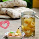 Рецепты ко дню св. Валентина от Джейми! Десерт из груш