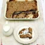 Рецепты ко дню св. Валентина от Джейми! Мега шоколадный шоколадный торт!