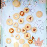 Рецепты ко дню св. Валентина от Джейми! Печенье для Джорджи