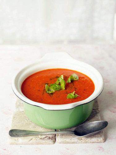 Рецепты постных блюд. Как приготовить томатный суп