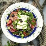 Пасхальные рецепты. Как приготовить греческий салат