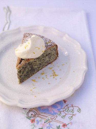 Пасхальные рецепты. Пирог с маком