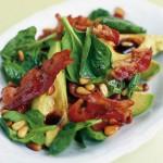 Салат с авокадо рецепт с орешками