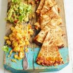 Сырные лепешки рецепт кесадильи