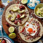Лепешки рецепт тортилья И что такое Baleadas