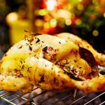 Рецепты для гриля. Запеченная курица по-французски с чесноком