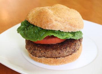 Веганский рецепт бургера