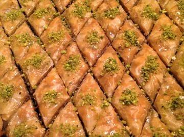 Греческий классический рецепт пахлавы