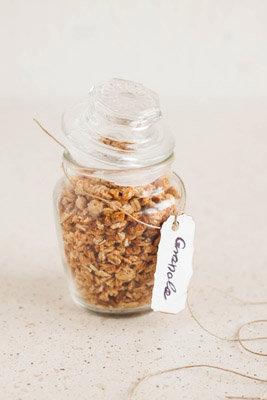 Гранола— это традиционная едадлязавтрака