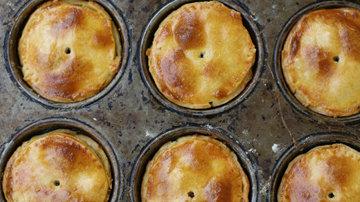 Печь пироги