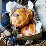 Пироги в духовке по-английски
