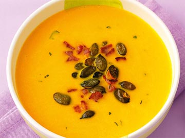 Тыквенный  суп