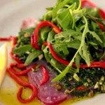 Карпаччо рецепт из тунца