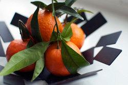 Клементин  — гибрид мандарина и апельсина