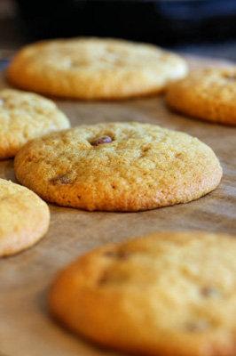 Охладить печенье