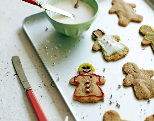 Рецепты к Новогоднему столу. Пряники домашние