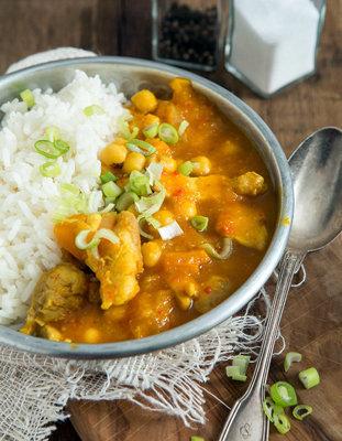 Курица карри Pukka - очень вкусное и ароматное блюдо