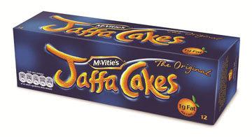 Печенье Jaffa - знаменитое печенье с вареньем из Великобритании