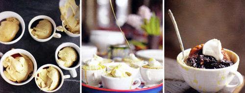Мастер-класс Джейми Оливера Вкусный обед за 30 минут - сливовый пудинг