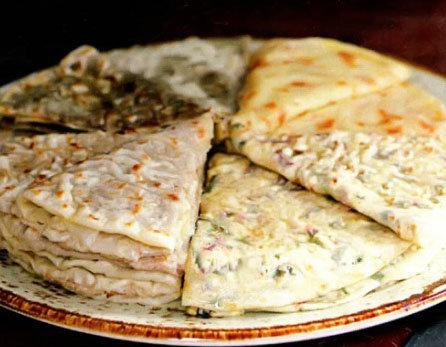 Хычины - блюдо черкесской и адыгейской кухни