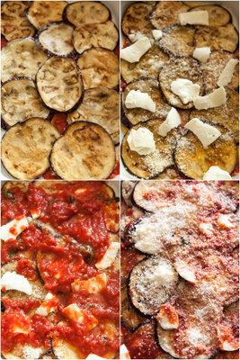 Как приготовить баклажаны под сыром