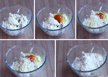 Приготовить тесто для оладий