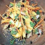 Рецепты постных блюд. Рецепт овощного салата