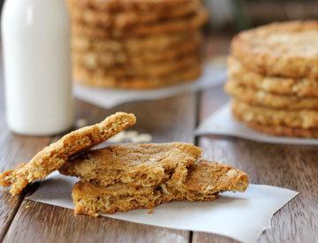 Рецепт печенья  Анзак