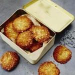 Рецепт печенья из овсяных хлопьев Анзак