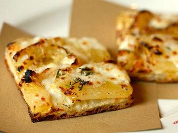 Итальянская пицца Бьянка - интересный рецепт, попробуйте!